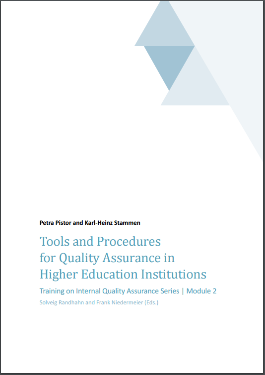 Quality Assurance in Education